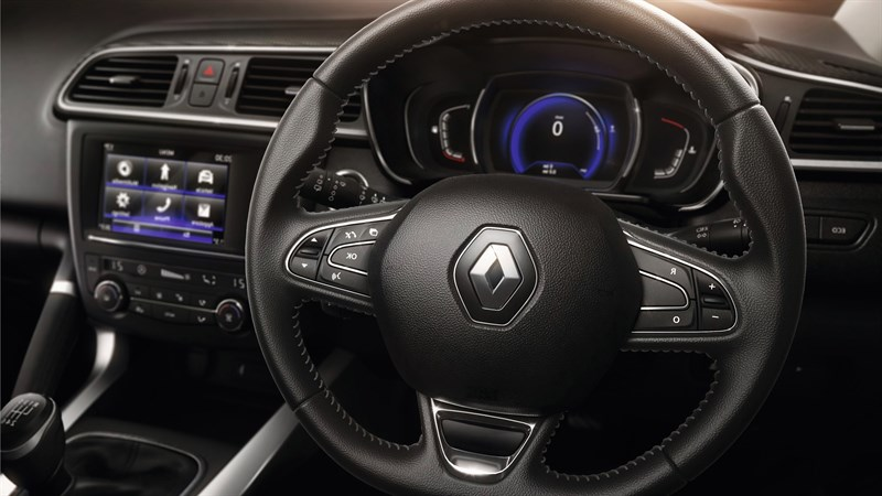 Renault KADJAR - Steering wheel